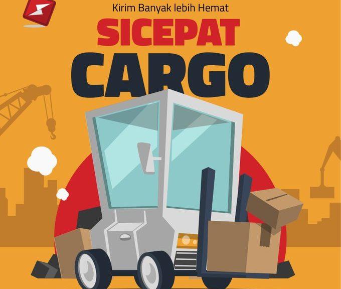 kirim barang sicepat cargo